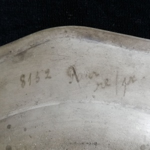 A Pair of George III Pewter Plates by Thomas Chamberlain thumbnail