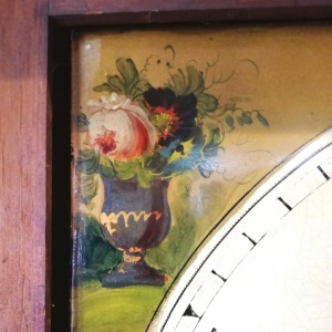 19th Century Grandfather Clock By John Rawsthorne, Clitheroe thumbnail