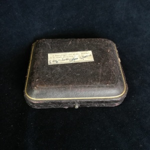 Boxed set of Antique Silver Spoons 1895 by Henry Harrison  thumbnail