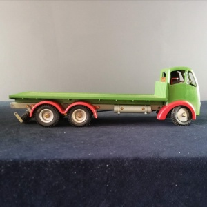 Shackleton Toy - Mechanical Foden F.G Vehicle. Boxed thumbnail
