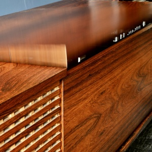 Bang & Olufsen, Beomaster 1200 in 1960's Rosewood Cabinet thumbnail